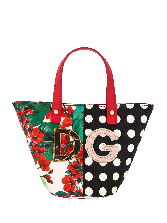 Dolce & Gabbana Canvases KIDS BAG FOR GIRLS